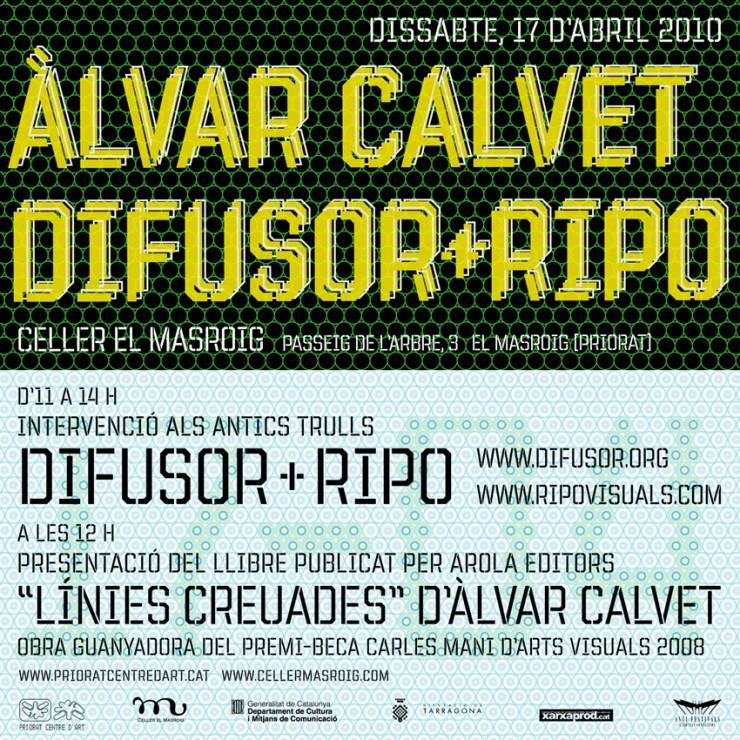 Difusor + Ripo
