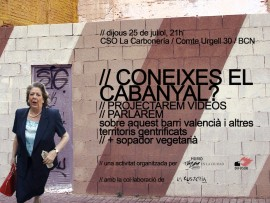 "Coneixes ""El Cabanyal""?Do you know ""El Cabanyal""?¿Conoces ""El Cabanyal""?"